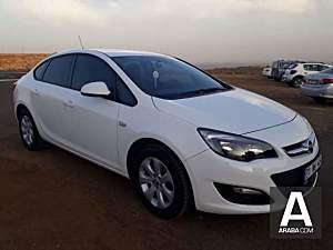 Sahibinden sıfır ayarında 2017 Opel Astra 1.6 Edition