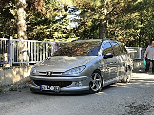 Peugeot 206 SW 1.4 HDi x-line