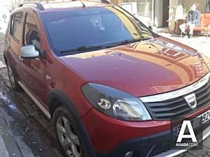 Dacia Sandero 1.5 dCi Stepway BOYASIZ DARBESİZ ORJİNAL