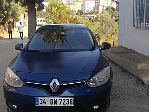 SAHIBINDEN RENAULT FLUENCE 1.5 DCI BUSINESS 2012 MODEL