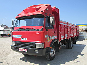 SÖNMEZ OTOMOTİVDEN 97MODEL İVECO 85-14 TURBO İNTECOLER 8.5TON