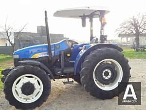 Traktör New Holland TT 75