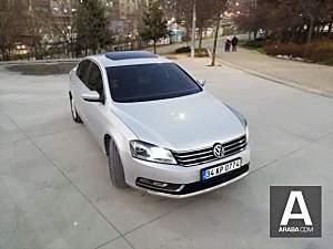 Volkswagen Passat 1.6 TDi BlueMotion Comfortline