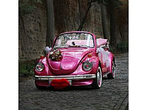 Kiralık Vosvos Cabrio - Dudu - İstanbul  Şoförlü