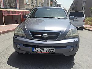sahibinden satılık 2006 model Kia Sorento 2.5 ex premium
