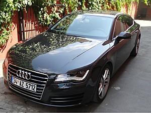Sahibinden Temiz Audi A7 quattro 61.000 km