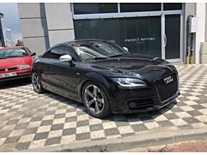 yeni görünüm iç dış sline Audi tt