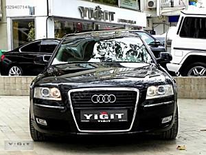 YİĞİT MOTORLU ARAÇLAR 2008 AUDİ A8 3.0 TDİ QUATTRO LONG BAYİ