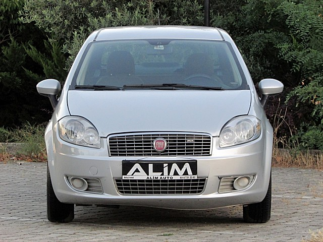 ALİM AUTO DAN 2012 FIAT LİNEA 1.3 M.JET ACTİVE PLUS İLK ELDEN