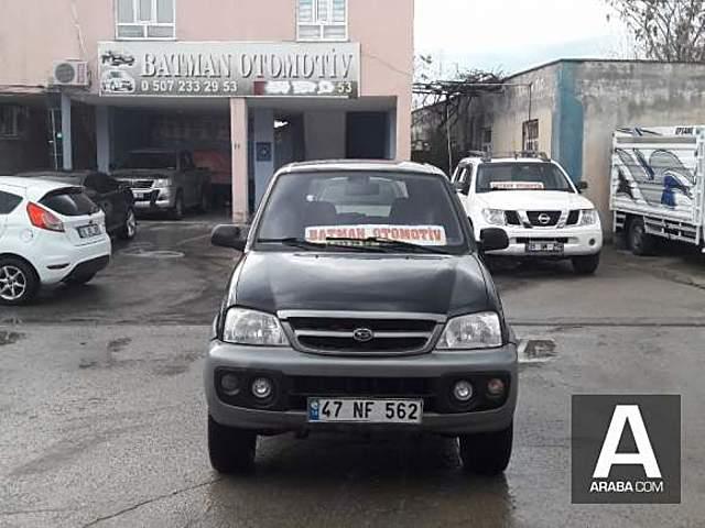 BATMAN OTOMOTİV DEN Daihatsu Terios 1.3 SX 4x4