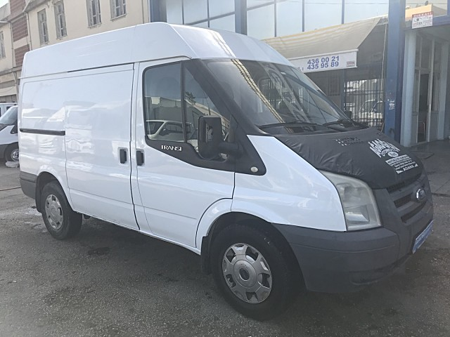 2009 MODEL FORD TRANSİT 330 S FRİGOFİRİK PANEL VAN
