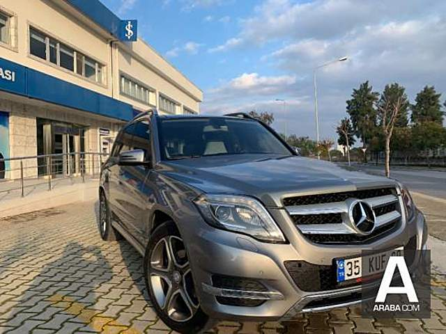 Mercedes - Benz GLK 220 CDI BlueEfficiency