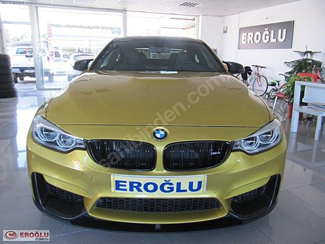 EROĞLU   2014 BMW M4 COUPE 20.000KM CARBON SERAMİK FREN HE