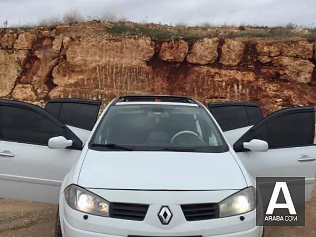 ACİL SATLIK Renault Megane 1.5 dCi Dynamic