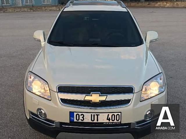 Chevrolet Captiva 2.0 D LT Hatasız Sıkıntısız