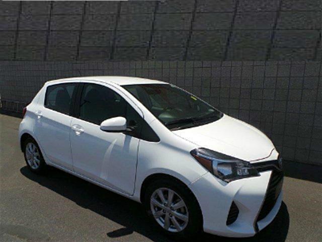 2016 Toyota Yarris