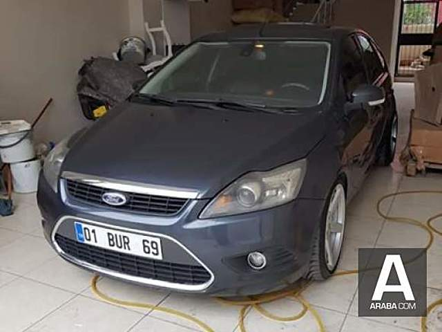 Ford Focus 1.6 TDCi Titanium X
