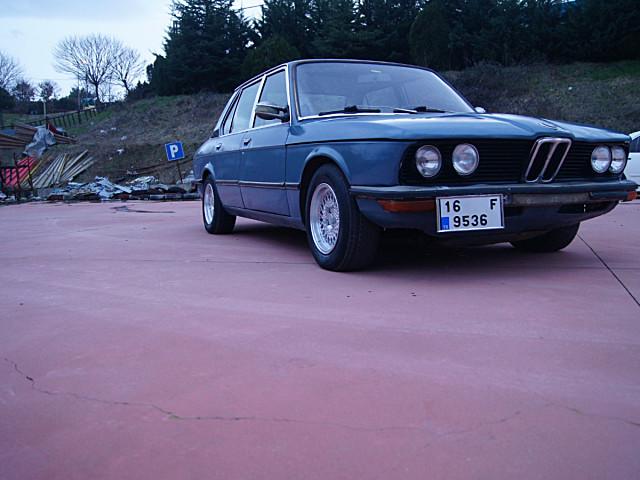 KLASİK BMW 5.25