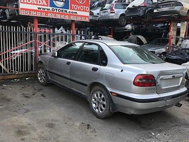 2000 VOLVO S40 2 0T HURDA BELGELİ