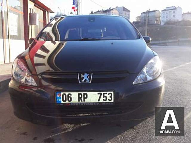 Peugeot 307 1.6 XT
