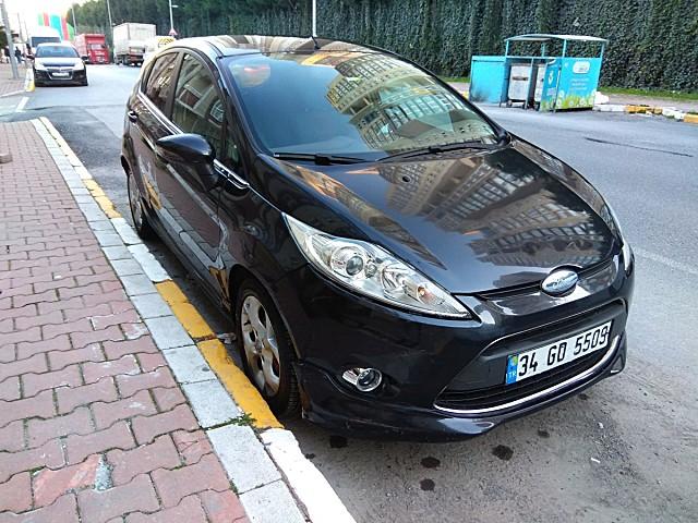 Ford Fiesta 2010 Temiz