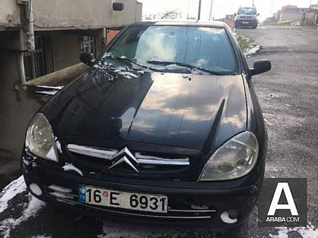 Citroën Xsara 1.4 HDI