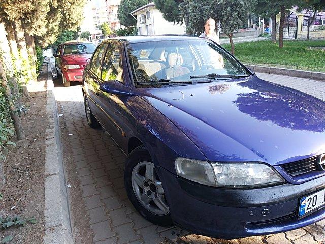 1996 cok temiz masrafsız  değişensiz  Vectra GLS