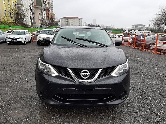 2017 Model 2. El Nissan Qashqai 1.5 DCI Visia - 21330 KM