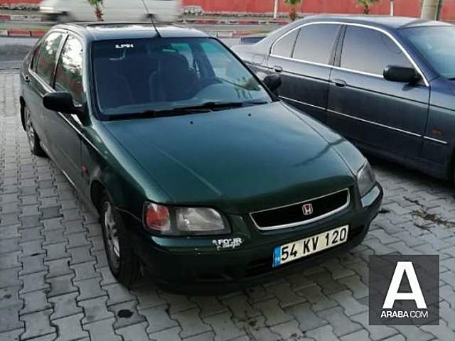 Honda Civic 1.6 VTEC LS