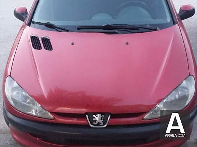 Peugeot 206 1.4 HDi X-Design