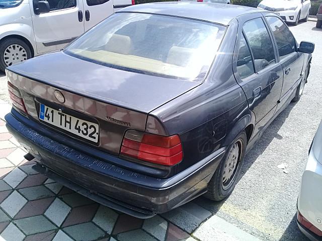 E36 BMW 3.18I M40 MOTOR SATILIK