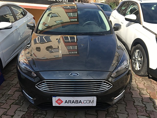 2016 Model 2. El Ford Focus 1.5 TDCi Titanium - 80000 KM