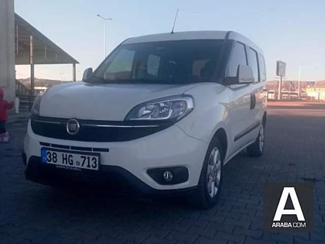 Fiat Doblo Combi 1.3 Multijet Safeline