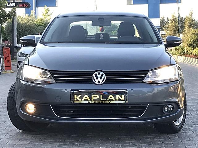 KAPLAN OTOMOTİV DEN...2012 VW JETTA 1.6 TDİ DSG COMFORTLİNE