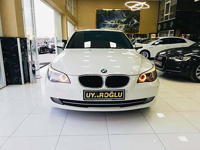 UYAROĞLU.OTOMOTİVDEN 2015 BMW 5.20 D COMFORT