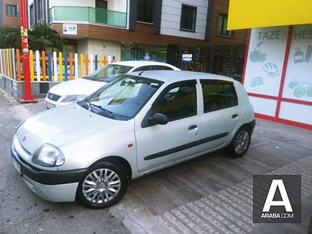 Renault Clio 1.6 RTE
