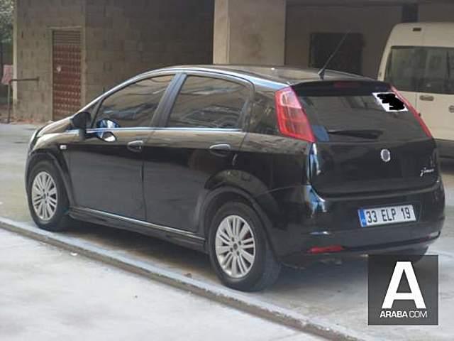 Fiat Punto 1.3 Multijet Dynamic 6 ileri italyan