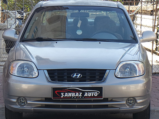 ŞAHBAZ AUTO 2005 HYUNDAİ ACCENT ADMİRE 1.6 112 HP FULL PAKET 100.000 KM