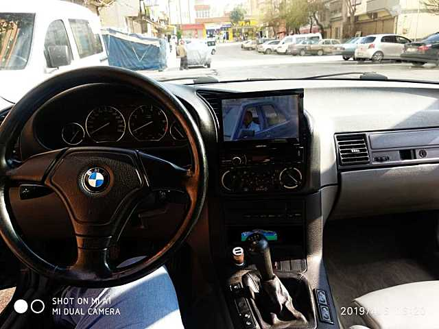 BMW 320 İ M52B20 YENİ MUAYENE