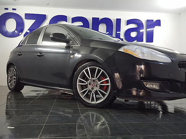 ÖZCANLAR DAN FIAT BRAVO 16V TURBO SPORT 250 Hp