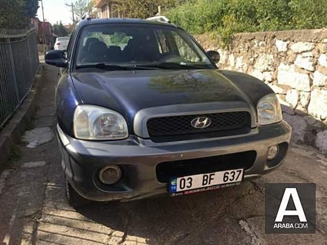 Hyundai Santa Fe 2.0 TCI