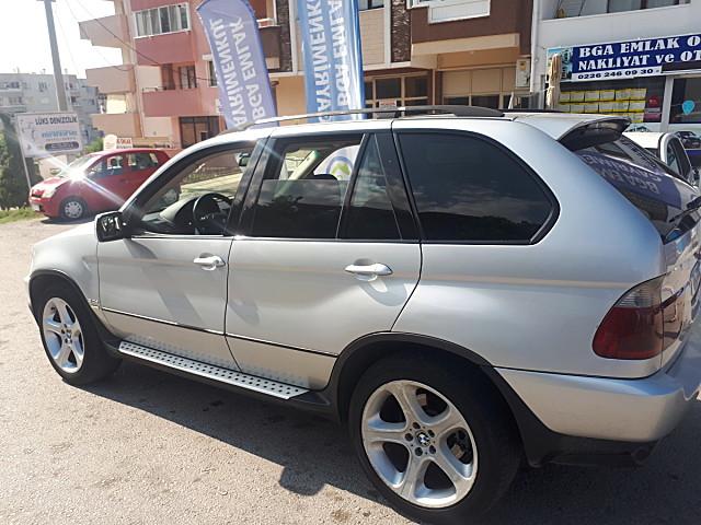 BMW X5 3.0 DISEL 2003 TEMIZ