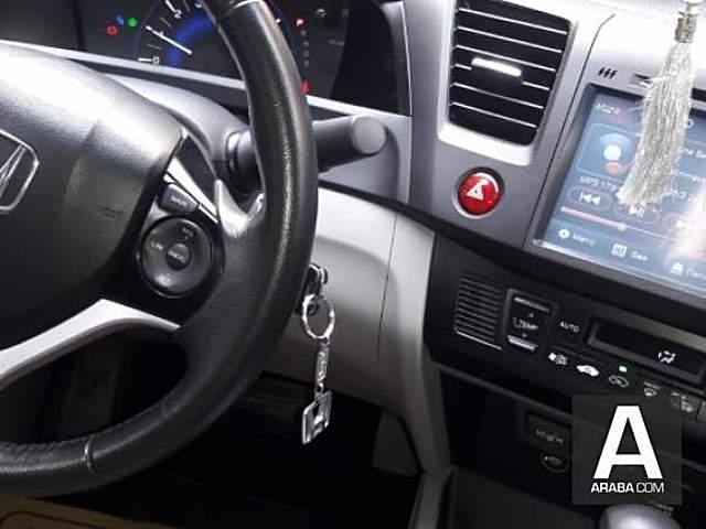 Honda Civic 1.6 i-VTEC Elegance otomatik boyasız hasarsız
