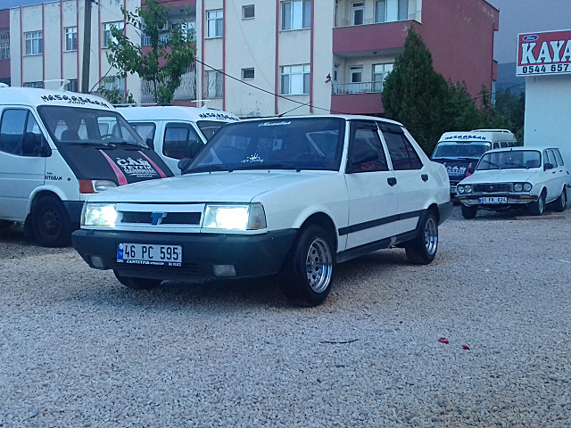 1996 Model 310 Km De Beyaz Tofas Sahin 1 6 Araba Com Da Satista