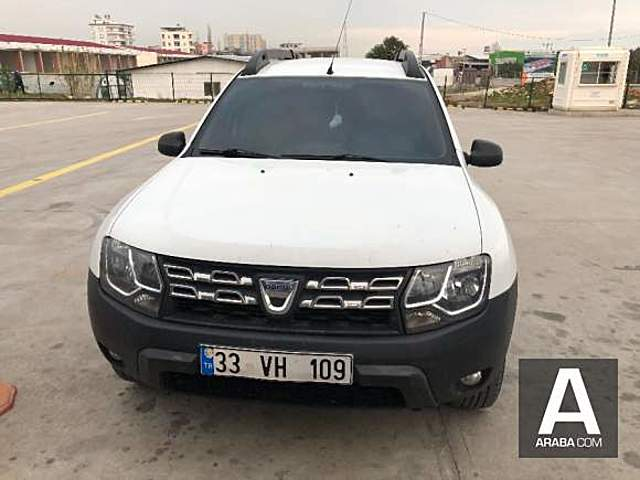 Hatasız Dacia Duster 1.5 dCi Ambiance