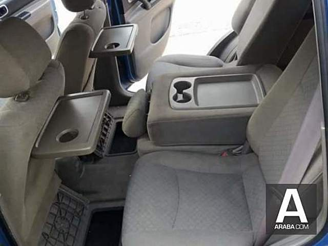BOYASIZ Chevrolet Rezzo 1.6 SX Comfort 2004