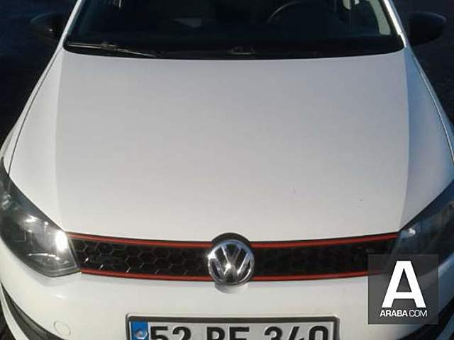 Volkswagen Polo 1.2 Trendline ACİL SATILIK