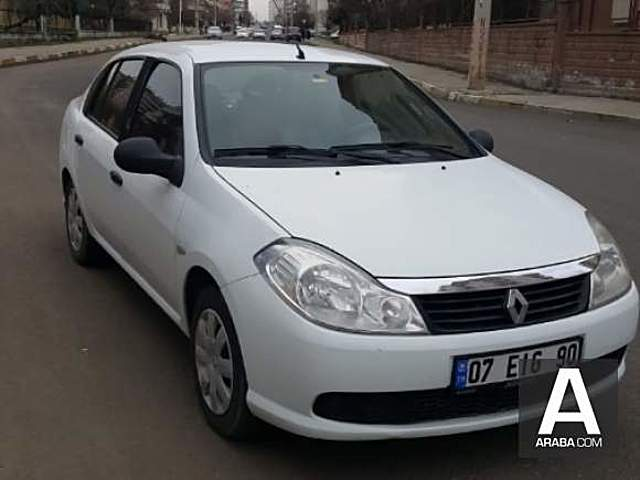 Renault Symbol 1.5 dCi Authentique