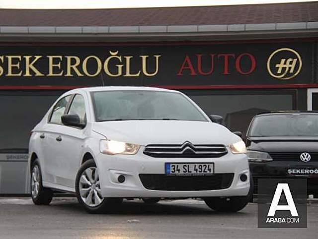Citroën C-Elysée 1.6 HDi Exclusive