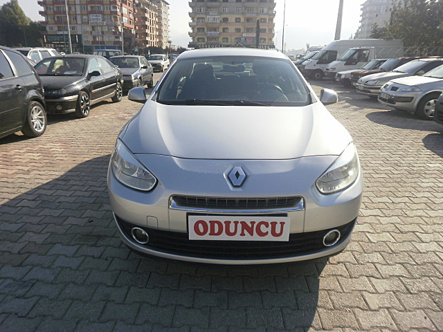 2012 RENAULT FLUENCE 1.5 DCİ EXTREME EDİTİON
